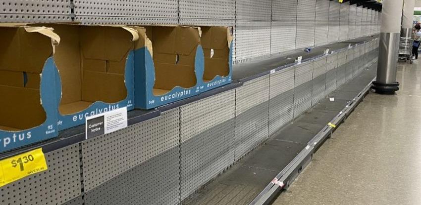 Kupci u Americi opustošili trgovine, prave zalihu zbog naleta delta soja