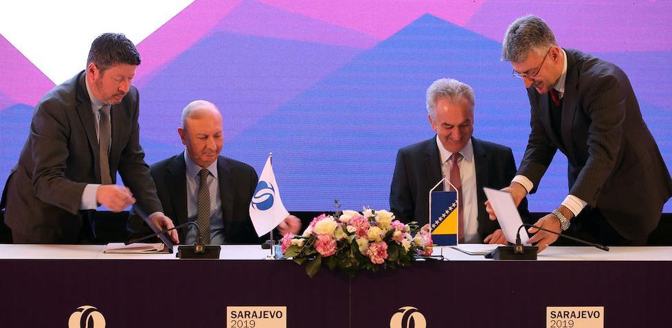 Potpisan Administrativni aranžman za predstojeću konferenciju EBRD-a