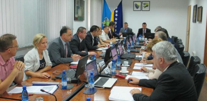 Gutić: Vlada TK spremna podržati razvojne projekte na području Srebrenice