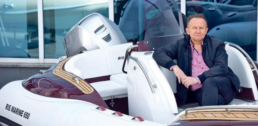 Franjo Koturić: Hrvatski kralj guma