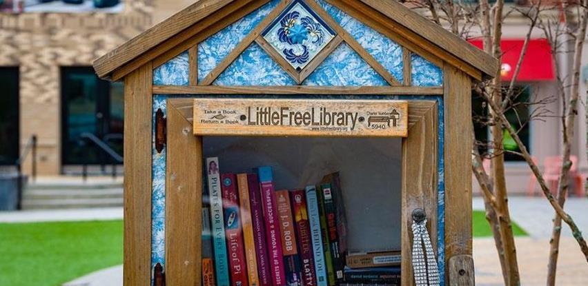 Mostar dobija male besplatne biblioteke