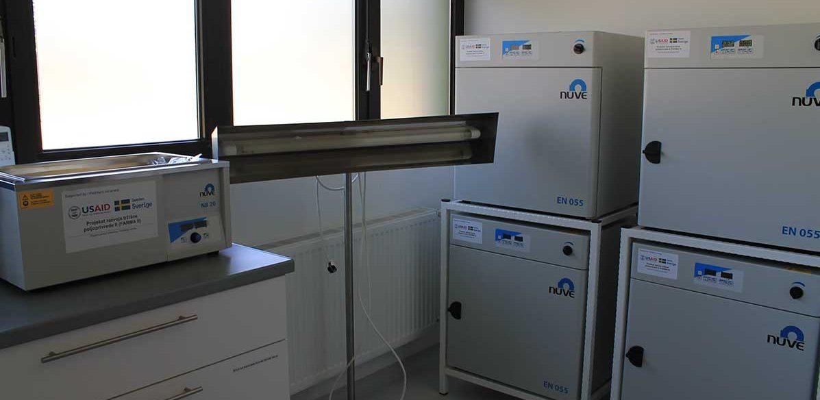 Kompanija Madi pustila u rad interni mikrobiološki laboratorij