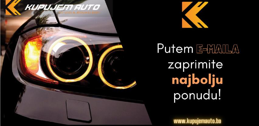 """Do vozila jednim klikom – pokrenut web portal """"kupujemauto.ba"""""""