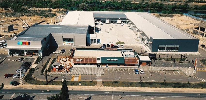 """Mostar ovog ljeta dobija novi shopping centar """"Plaza"""" (Foto)"""