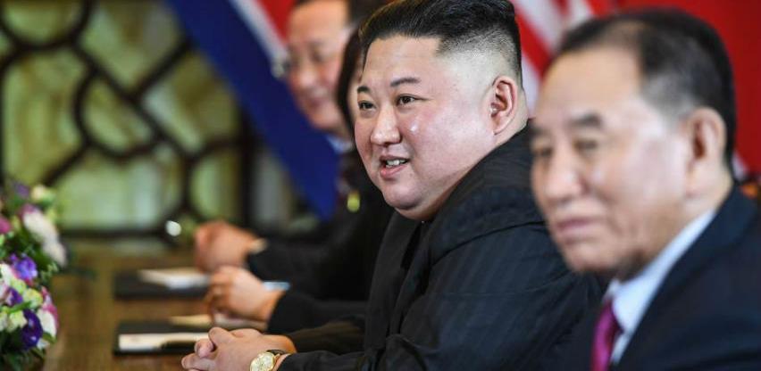 Kim Jong Un SAD-u dao rok za promjenu stava