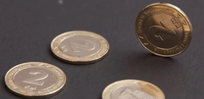 Od ponedjeljka u opticaju nove kovanice od 2 KM