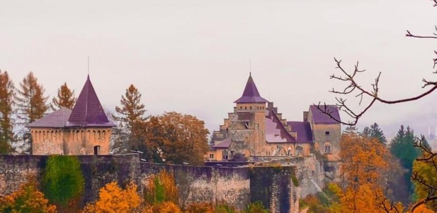 Izrađen projekt rekonstrukcije dvorca Lothara von Berksa u Cazinu