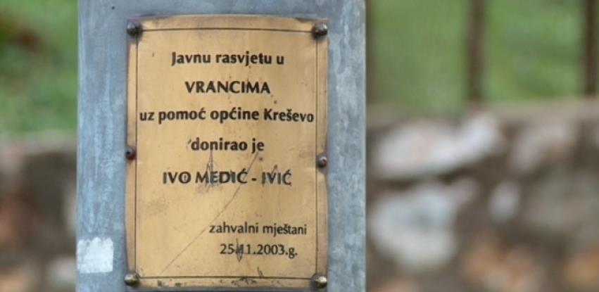I to je BiH: Ivo Medić uštedio bogatstvo i ostavio ga Općini Kreševo
