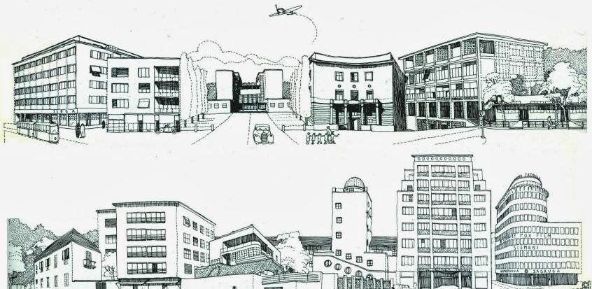 """Prezentacije - B2B i okrugli sto """"Italijanska arhitektura u Bosni i Hercegovini"""""""