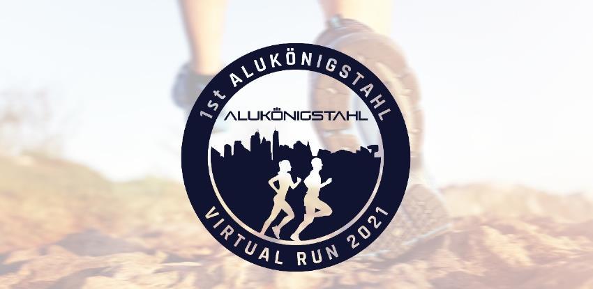 Prvi Alukönigstahl Virtual Run 2021