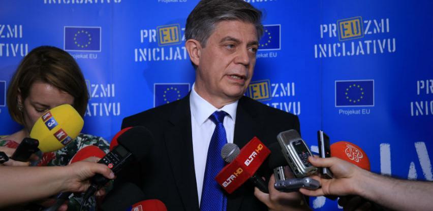 EU ambasador Wigemark održao javnu debatu u Banjoj Luci