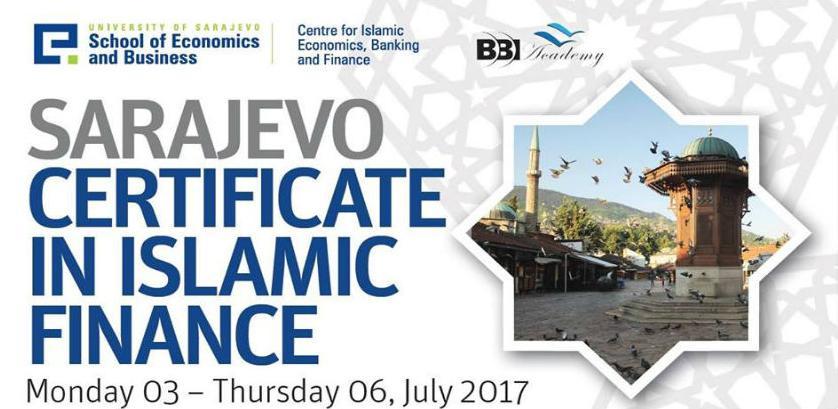 Ljetni seminar iz islamskih finansija u Sarajevu