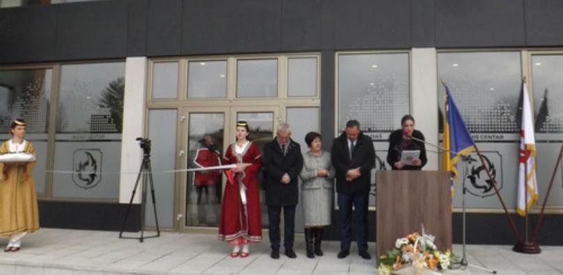 Svečano otvoren Biznis centar u Ilijašu