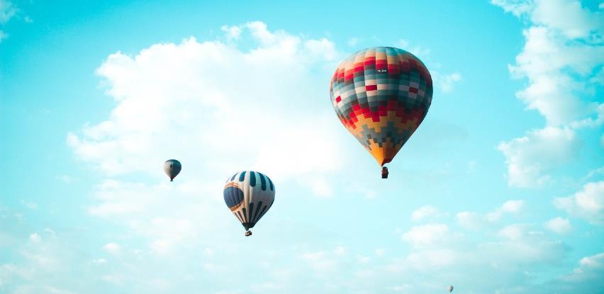 Panoramski let balonom u Hercegovini od 2022. godine