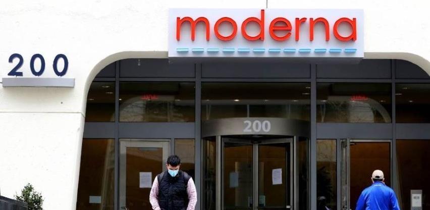 AstraZeneca prodala udio u Moderni za više od milijardu dolara