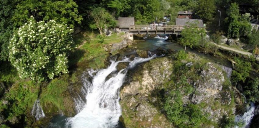 Uskoro sanacija staza i mostova na krupskim slapovima