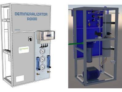 Pušten u pogon prvi komercijalni uređaj za demineralizaciju vode
