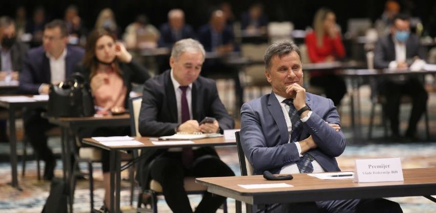 Novalić: Unatoč krizi ostvaren suficit budžeta u prošloj godini od 7,1 milion KM