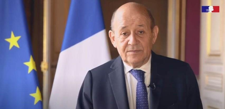 Jean-Yves Le Drian: Budućnost BiH je europska