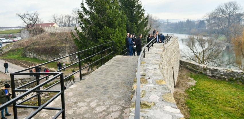 """Završena još jedna faze obnove banjalučke tvrđave """"Kastel"""""""