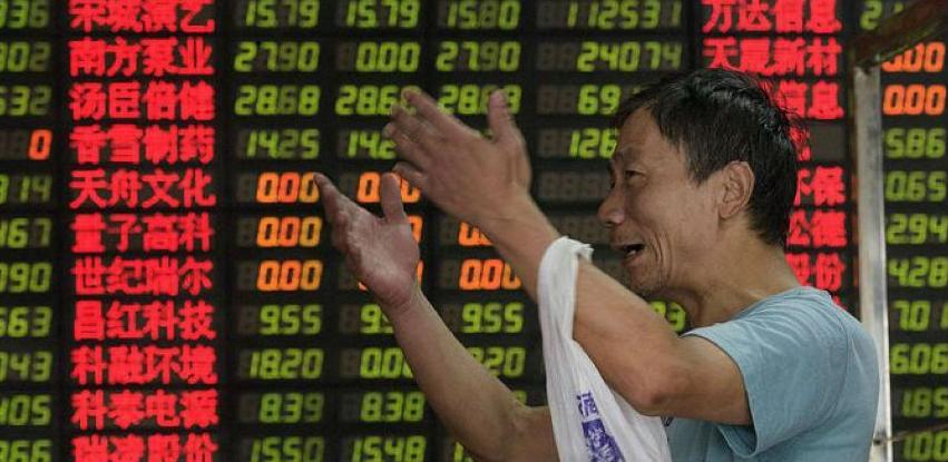Azijska tržišta: Indeksi pali, razočarali kineski podaci