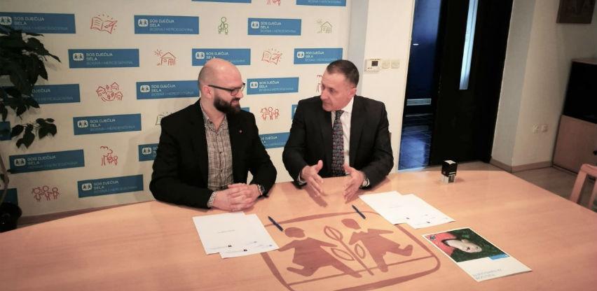 Osigurano stabilno finansiranje SOS Dječijeg sela