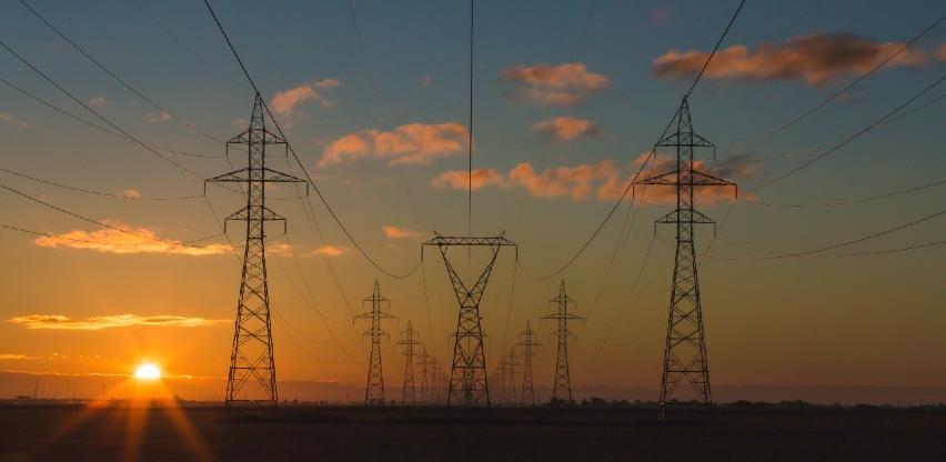 U avgustu manja proizvodnja električne energije za 11 odsto