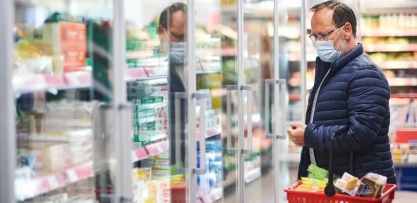 Cijene proizvoda i usluga u septembru više za 0,1 odsto u odnosu na august