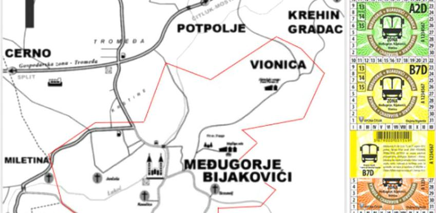 Općina Čitluk uvodi elektronske vinjete za Međugorje, Bijakoviće i Vionicu