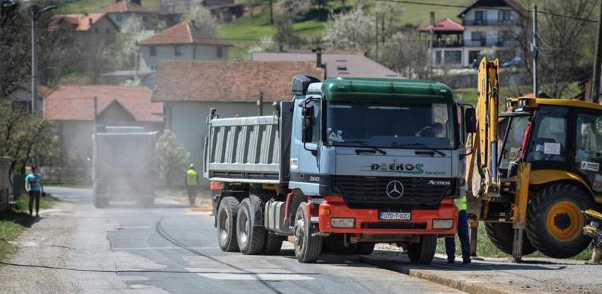 Privode se kraju radovi na izgradnji primarnog gasovoda u naselju Dobrošević
