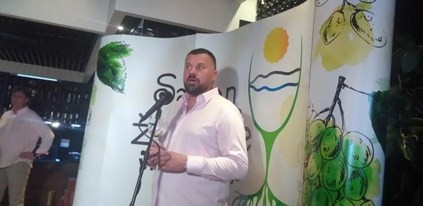 Otvoren 5. Salon žilavke: Podrum 'Vukoje' okupio 40 izlagača