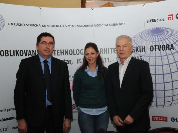 Konferencija o arhitektonskim otvorima dovodi preko 400 izlagača u Mostar