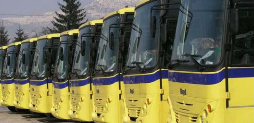 Gras obnavlja vozni park: Za 17 minibuseva izdvajaju 2,7 miliona maraka