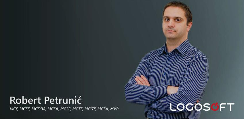 Robert Petrunić u Logosoft Edukaciji