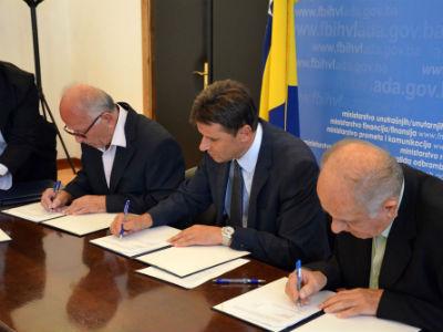 Vlada FBIH i penzioneri potpisali sporazum o zajedničkom djelovanju