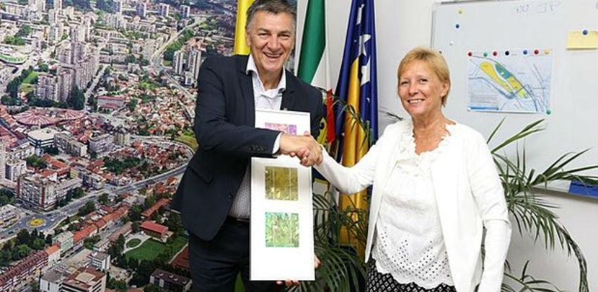 Delegacija grada Gelsenkirchena posjetila Gradsku upravu Zenice