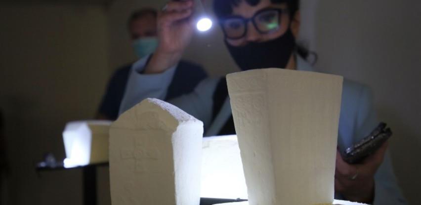 U Historijskom muzeju BiH otvorena izložba 3D stećaka