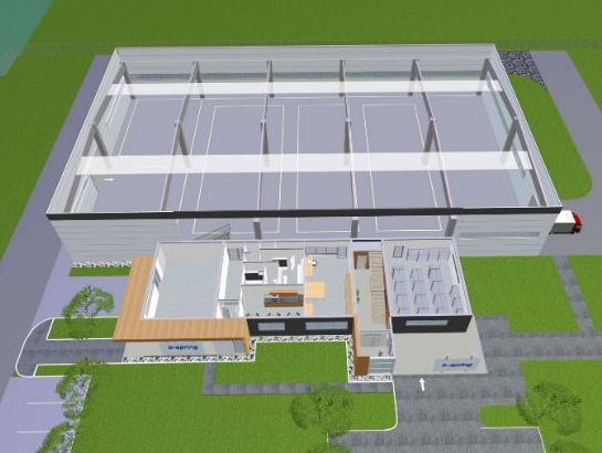 Izgradnja tvornice B-Spring u Livnu počinje iduće sedmice