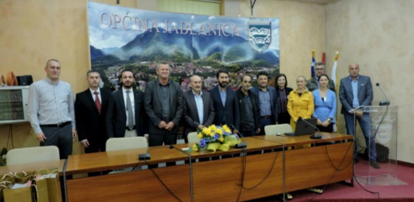 Općinu Jablanica posjetila delegacije iz Republike Turske