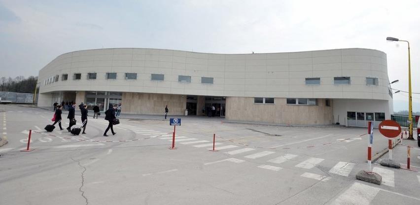 Od sutra na Aerodromu Tuzla moguće brzo antigensko testiranje putnika