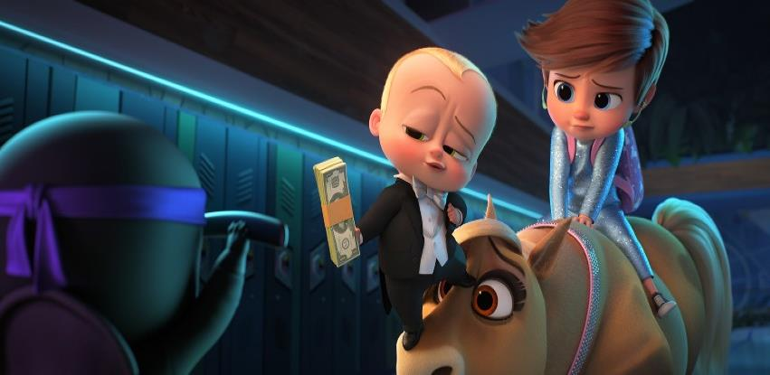 "Pogledajte trailer animirane komedije ""Mali šef 2: Porodični biznis"""
