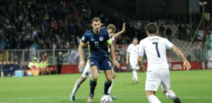 Reprezentacija BiH utakmicom protiv Lihtenštajna završava kvalifikacije za EP