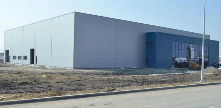 Slovenska firma počela probnu proizvodnju u Prijedoru