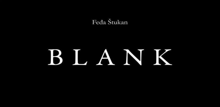"""Promocija romana """"Blank"""" Feđe Štukana 22. decembra u Sarajevu"""