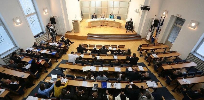 Zastupnici Skupštine KS jednoglasno usvojili Nacrt zakona o porijeklu imovine