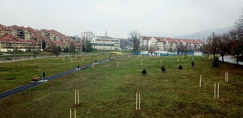 """Završena prva faza projekta """"Rekreaciona zona Babina rijeka"""""""