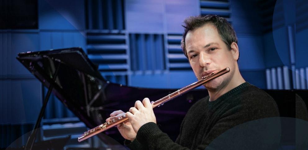 U Sarajevo stigao Emmanuel Pahud, najpoznatiji flautist današnjice