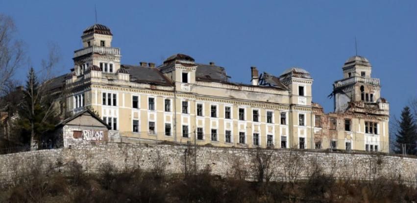 Nacionalni spomenik Kasarna Jajce oštećen više od 80 posto