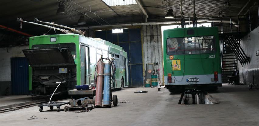Uskoro 25 novih trolejbusa na ulicama Sarajeva