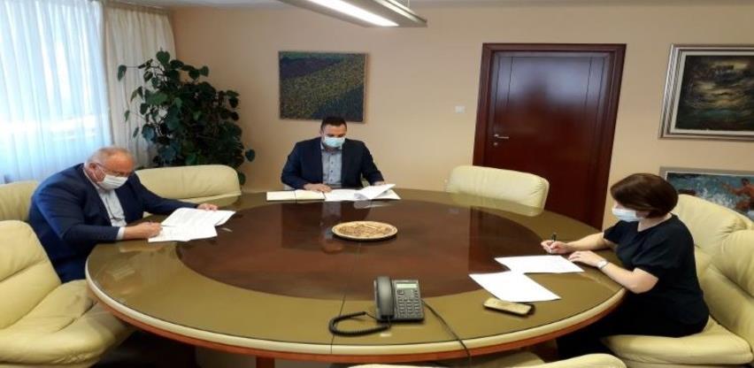 Potpisan Ugovor o dodjeli koncesije za korištenje zemljišta na području Teslića